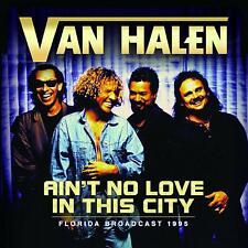 Van Halen  AIN'T NO LOVE IN THE CITY - Live CD *sealed*