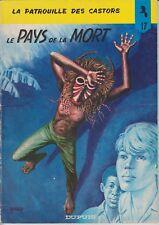 MITACQ LA PATROUILLE DES CASTORS 17 de 1972  EO