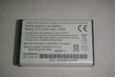 Battery Garmin Montana 600T 650T 600 Camo 650 Monterra GPS 2000mAh F8