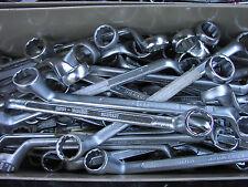 Doppelringschlüssel 24/27 DIN 838 Ring Schlüssel gekröpft Bundeswehr Bw Werkzeug