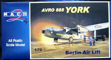 Mach 2 Models 1/72 AVRO YORK Berlin Airlift