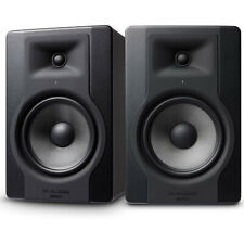 "Pair M-Audio BX8 D3 8"" Active 2-Way DJ Studio Reference Monitor Speakers"