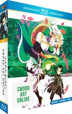 ★ Sword Art Online ★ Arc 2 (ALO) - Edition Saphir [2 Blu-ray]