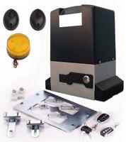 Torantrieb Schiebetorantrieb Set  mit  bis 2000 kg Torgewicht