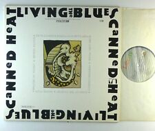 """2x 12"""" LP - Canned Heat - Living The Blues - J557 - cleaned"""