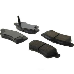 Disc Brake Pad Set-C-TEK Ceramic Brake Pads Rear Centric 103.11000