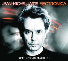 Electronica 1 The Time Machine - Jarre Jean Michel CD Sealed ! New !