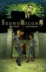 Neonomicon by Alan Moore TPB Softcover Graphic Novel