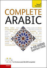 Complete Arabic: Teach Yourself (Audio Support), Smart, Frances, Good Condition