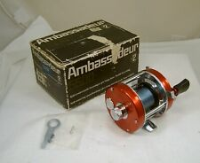ABU Sweden Ambassadeur 5500 Red in box from 1977, 771200