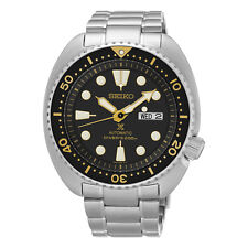 Seiko SRP775 Turtle Automatic Diver Stainless Steel 45mm Day/Date Watch