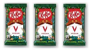 3 x 41.5g Nestle Vegan Kit Kat KitKat Chocolate Bars BRAND NEW Gift Box Hamper