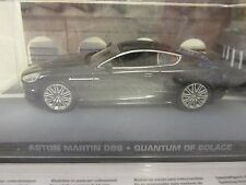 JAMES BOND CARS COLLECTION 058 ASTON MARTIN DBS QUANTUM OF SOLACE