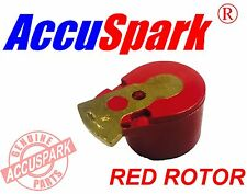 Accuspark Red Rotor Arm for Ford Crossflow with Lucas 25D Distributor