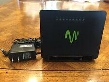 Windstream Sagemcom Wireless ADSL WiFi Router Modem, Model: F@ST 1704N, USED