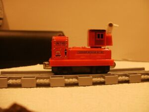 Thomas  & Friends TAKE  AND PLAY ALONG, HOSE CAR DIECAST learning curve