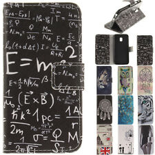 New Wallet Leather Case Flip Stand Phone Case Cover For Huawei Samsung LG Phone