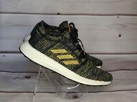 Adidas PureBOOST GO Women's Running Shoes Black GoldSparkle Size 6 - F36346