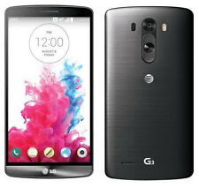 LG G3 D850 32GB BLACK WHITE BLUE AT&T GSM UNLOCKED 4G LTE 13MP SMARTPHONE