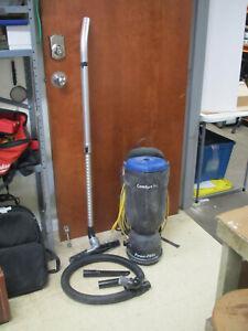 Powr-Flite Comfort Pro Backpack Vacuum - 10 Quart   BP10S