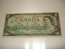 ASTERISK - 1967 - Canadian one dollar bill - $1 Canada note - *BM1416610