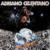 LP 33 Adriano Celentano Me, Live! Clan Celentano CLN 22203 italy 1979