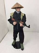 1/6 CUSTOM VIET CONG VIETNAM GUERRILLA FIGHTER AK-47 DRAGON BBI DID 21ST CENT