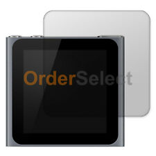 New Clear LCD Screen Shield Guard Protector for Apple iPod Nano 6 6th Gen
