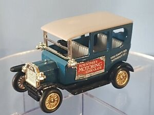Lledo Days Gone 1920 Model T Ford Car ROWNTREES CHOCOLATE 33014 Boxed Model