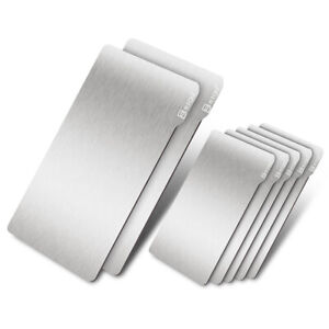 BIQU Spring Steel build Plate+Flex Magnetic Sticker 202x128 For ANYCUBIC SLA/DLP