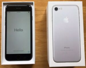 iPhone 7 Black (EE locked)