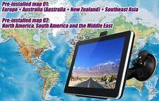 Car Lorry GPS Satellite Voice Navigation Satnav Europe Travel Guide European Map