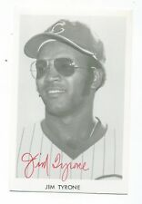 Autographed Photo of Cubs Jm Tyrone