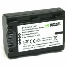 Wasabi Power Battery for Sony NP-FH50 (1300mAh)