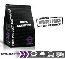 500g PHARMACEUTICAL GRADE PURE BETA ALANINE Powder Pre Workout AMINO ACID