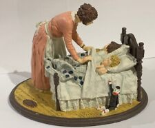 Norman Rockwell Gallery Mothers Little Angels  Figurine Family Trust Motherhood