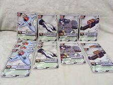 GUNDAM WING / EW MS War Trading Card Game COMMON Lot x175 TCG CCG 2000 Bandai