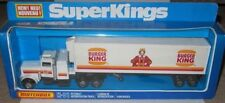 Matchbox Superkings Peterbilt Diecast Vehicles
