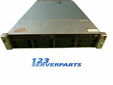 HP DL380P GEN8  SERVER w/ 2x E5-2670V1 16GB RAM 2 x 750W PSU