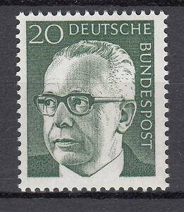 BRD 1970 71 Mi. Nr. 637 Postfrisch LUXUS!!!