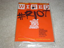 RIOT SOCIAL MEDIA FUELS UNREST January 2012 WIRED MAGAZINE NEW FACEBOOK GAMES