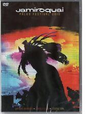 DVD   JAMIROQUAI   PALEO FESTIVAL 2010     DVD      NEW & SEALED