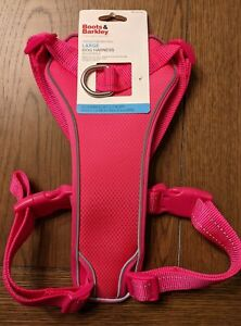 Ultimate Dog Harness - Pink - Large (Up to 90lbs) - Boots & Barkley, NWT