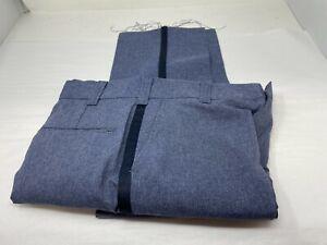 *UNHEMMED* Flying Cross 10220 Postal Trouser Postal Blue VARIOUS SIZES AVAILABLE
