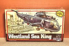 1/72 MPC WESTLAND SEA KING MODEL KIT # 1-4206
