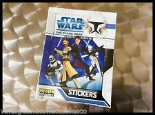 Merlin Stickers Star Wars The Clone Wars 2008 TOPPS Sealed Box of 50 Packs
