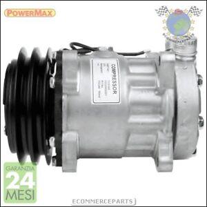 Xle Compressore Aria Condizionata Climatizzatore Powermax Per Fiat Croma Benzina