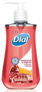 Dial Complete Liquid Hand Soap, Pomegranate and Tangerine, 7.5 oz
