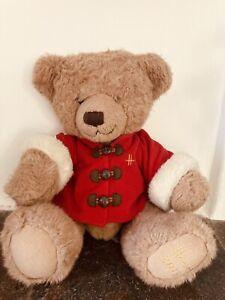 Harrods Knightsbridge Collectable Sebastian 2013 Holiday Teddy Bear Retired