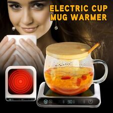USB Electric Cup Mug Warmer Coffee Tea Drink Heater Pad Mat For Office Home 55℃